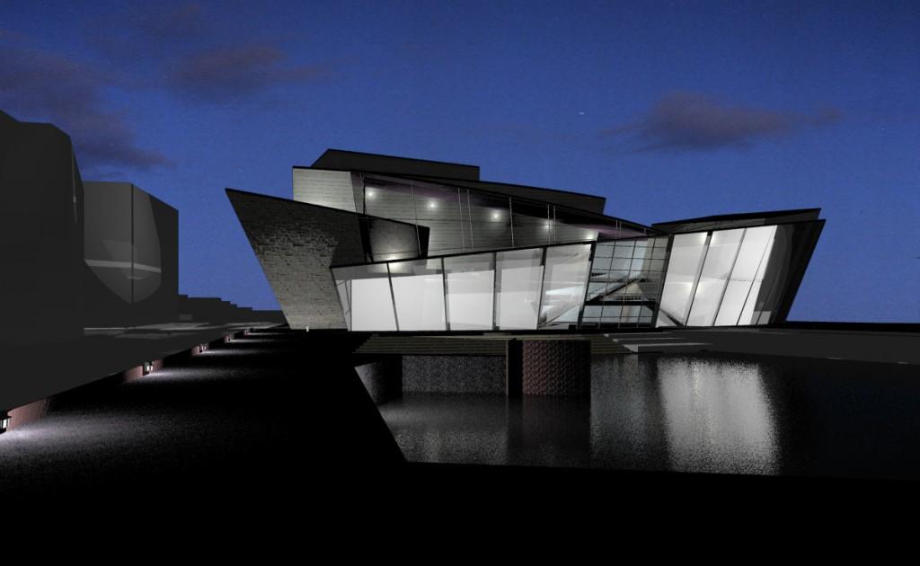 Bodo Kommune - Culture house (theatre)