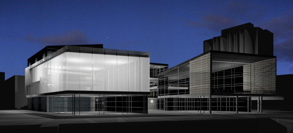Bodo Kommune - Rhythmic center (museum and music)