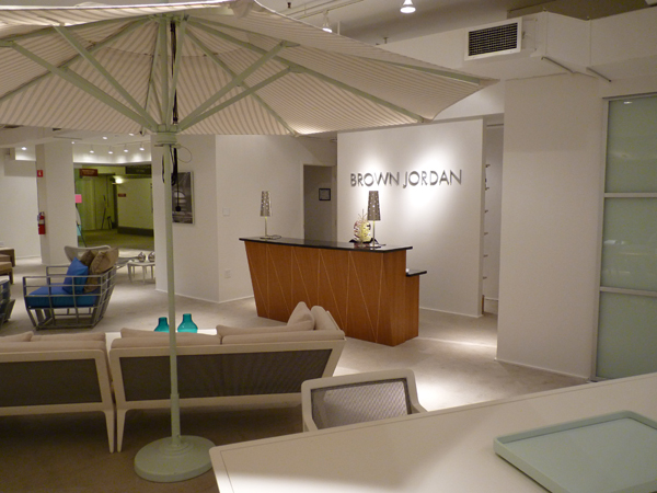 Brown Jordan Showroom