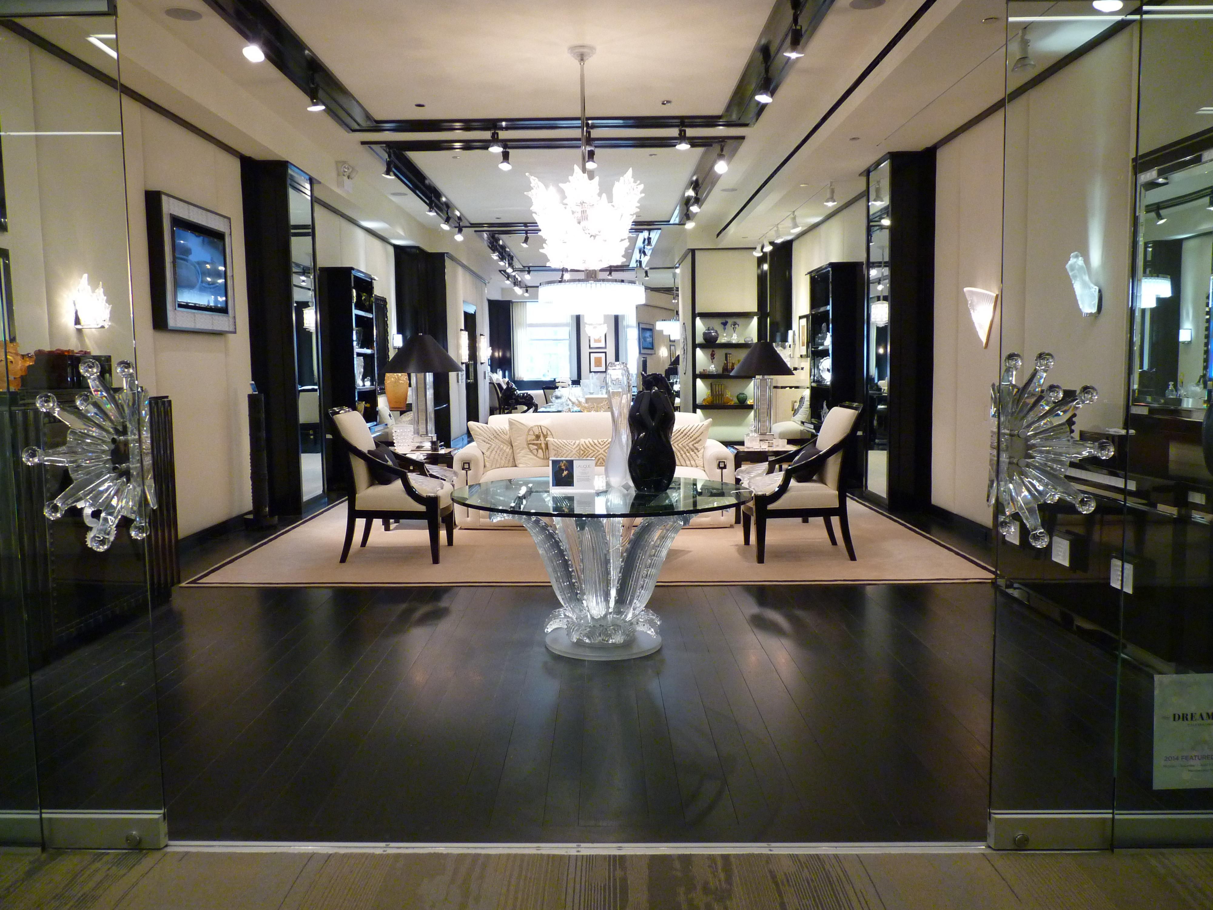 Lalique Chicago Showroom
